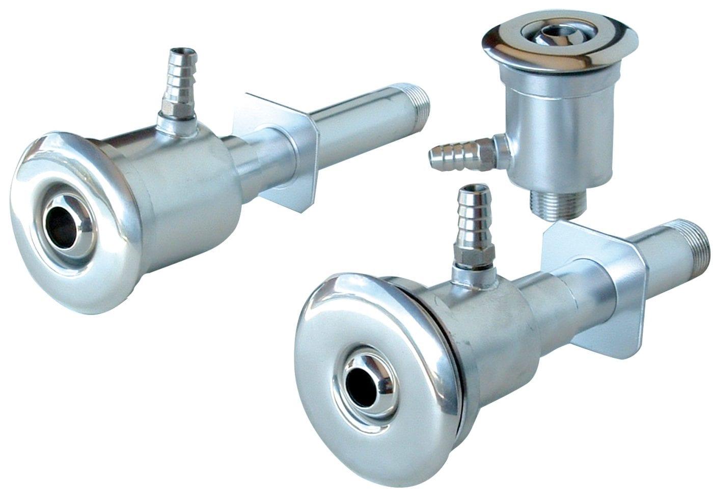 steel pool fittings
