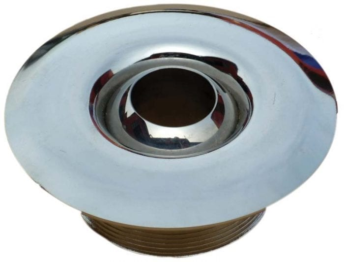 Stainless Steel pool shell fittings