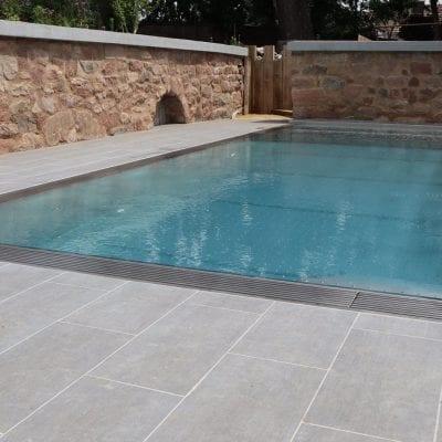 steel wall pool