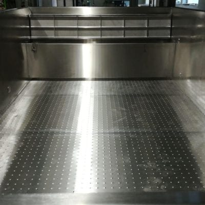stainless steel pool shell