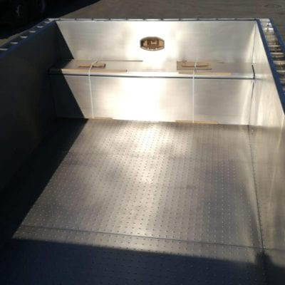 metal pool frame
