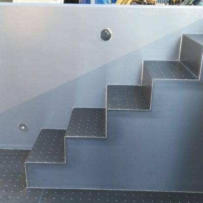 stainless steel pool steps