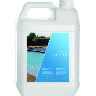 Tub of Aqua cleaner