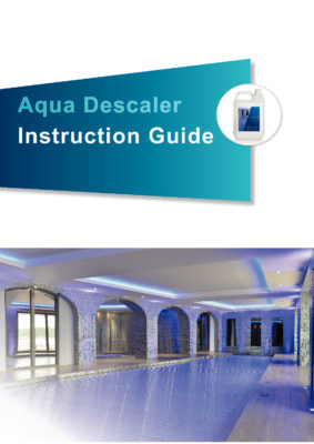 Aqua Descaler Instruction Guide