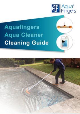 Aquafingers & Aqua Cleaner Instruction Guide