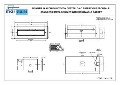 Marpiscine Autofill Skimmer Install Instruction