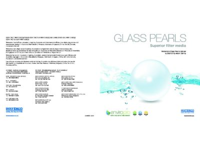 waterco Glass Pearls brochure GB