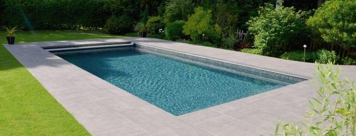 Tilestone One Piece Swimming Pools | Paramount Pools