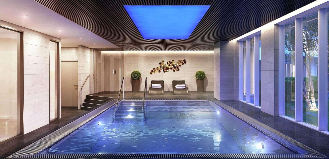 Luxe Swimming Pool fittings