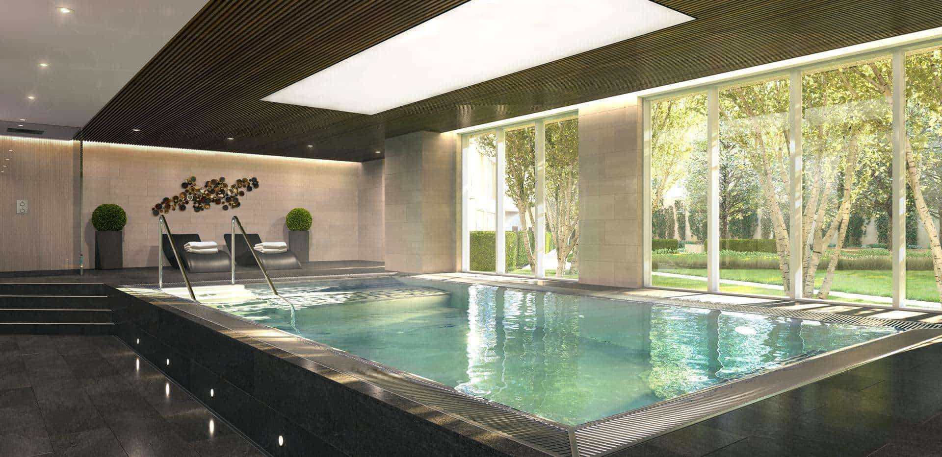 Steel Wall Pool