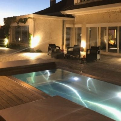 Stainless Steel Pool France