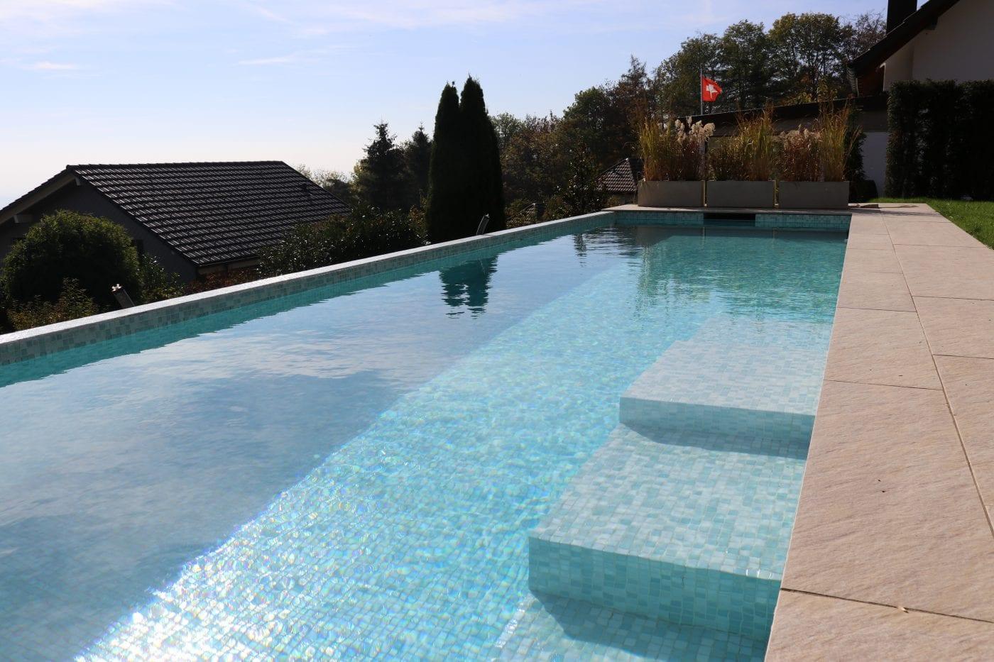 Luxe Tilestone Swimming Pool