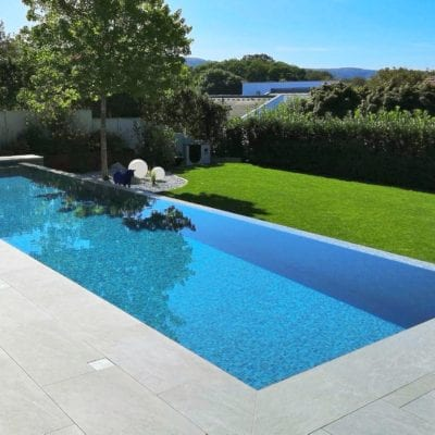 Luxe Tiled swimming pool