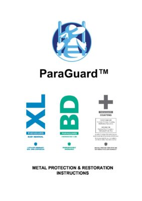 Paraguard Instruction