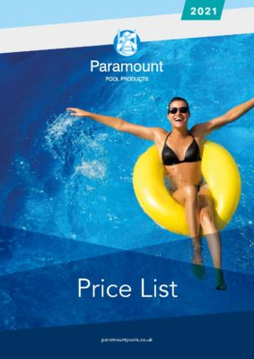Paramount Price List 2021