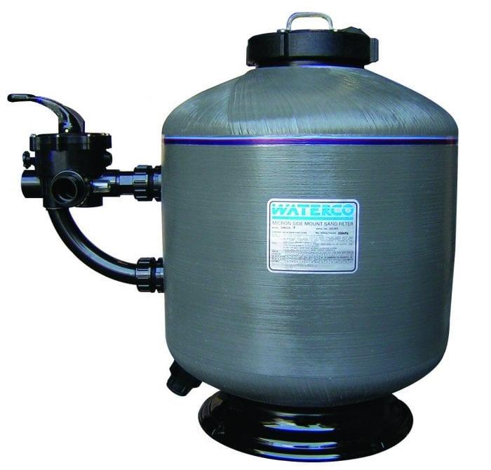 Waterco fibreglass filter