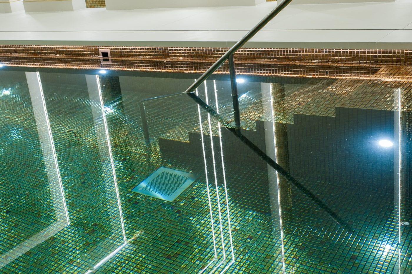 St George London Swimming Pool Fittings