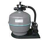Filtration and Pumps Paramount Pools