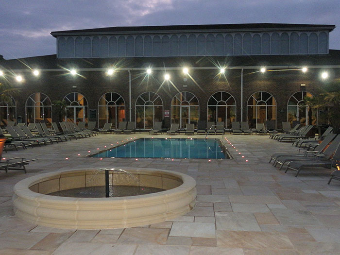 Commercial Pools Paramount Pools