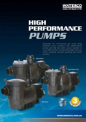 waterco high-performance-pumps-brochure