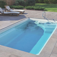 Luxe 1 Piece Pools