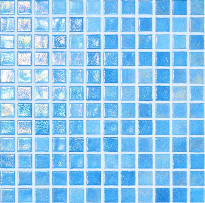 Blue Swimming mosaic pool tiles