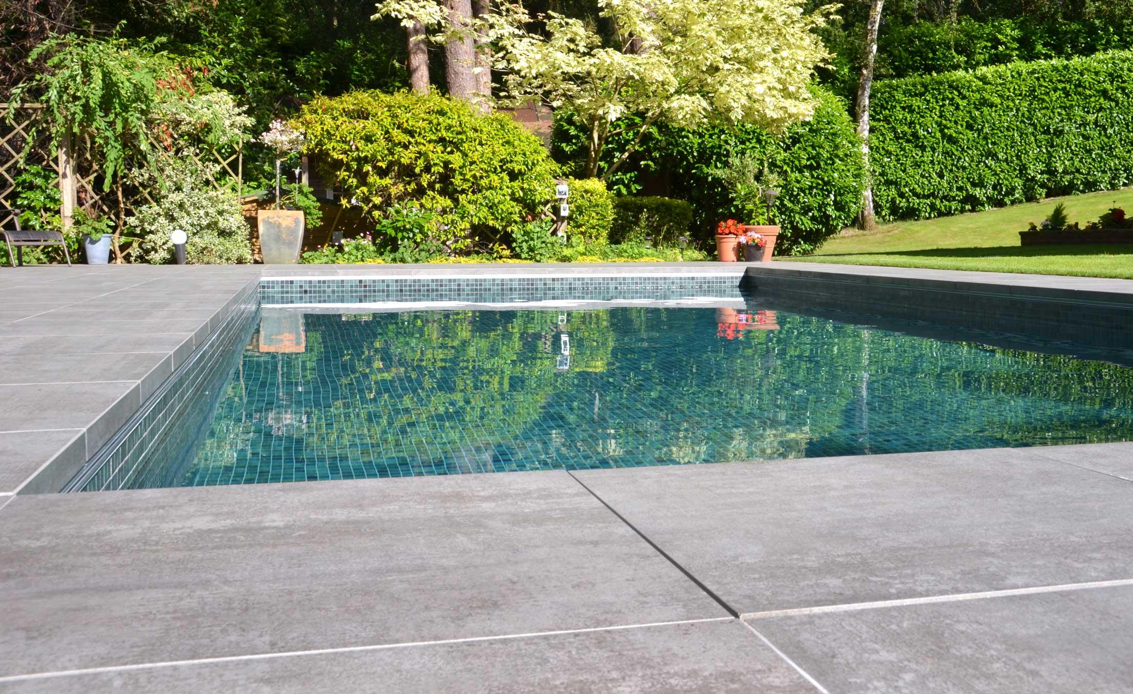 Tilestone One Piece Swimming Pools
